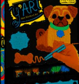 Y-ART YArt Pug Puppy