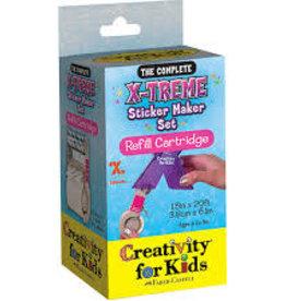 Faber-Castell X-treme Sticker Maker Refill