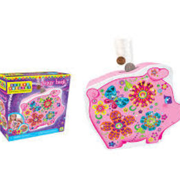 Orb Factory Sticky Mosaics Piggy Bank