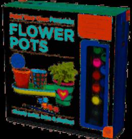 PYO PYO: PORCELAIN: FLOWER POTS