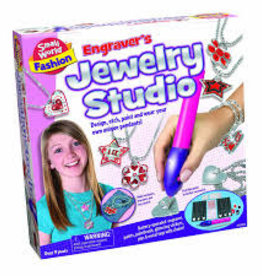 Small World Fashion Engraver's Jewelry Studio