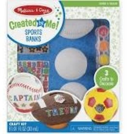Melissa & Doug DYO Sports Set