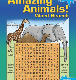 Dover Publications Amazing Animal Word Search