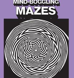 Dover Publications Mind Boggling Mazes