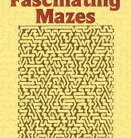 Dover Publications Fascinating Mazes