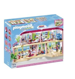 Playmobil Summer Fun Hotel