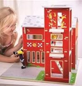 Big Jigs City Fire Station