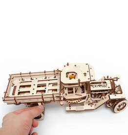 UGEARS Truck UGM-11 Mechanical Wooden Model Kit
