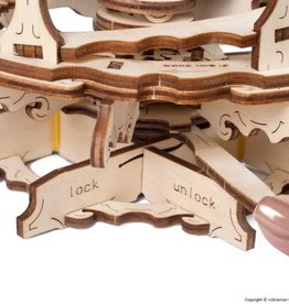 UGEARS Tower WIndmill Mechanical Wooden Model Kit