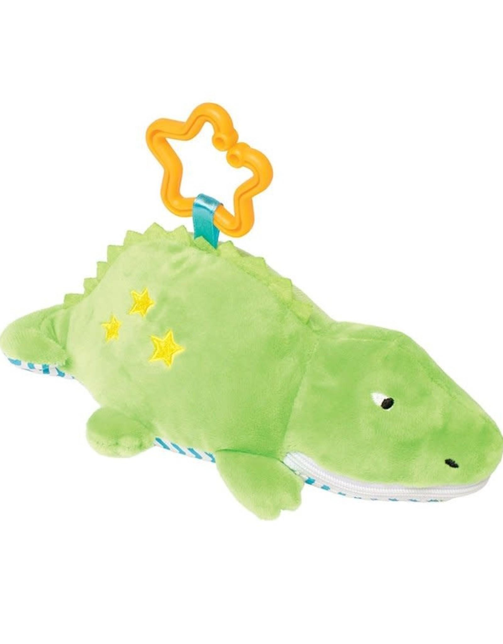 Manhattan Toy Zip & Play Alligator