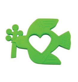 Manhattan Toy Bird Silicone Teether