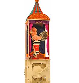 Clockwork Dreams Circus Strong Man Automata