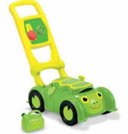 Sunny Patch Snappy Turtle Lawn Mower