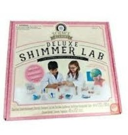 Science Academy SCIENCE ACADEMY: DELUXE SHIMMER LAB