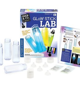 Geek & Co - Sci glow stick lab