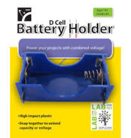 American Educational Products D Cell Battery Holder