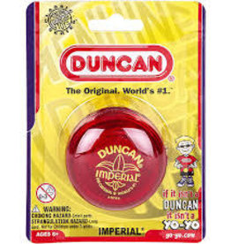 Duncan Imperial Yo-Yo Red