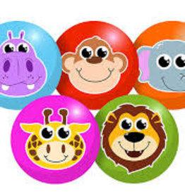 Baby Zoo Friends Orange Elephant Ball