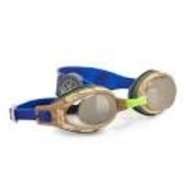 Bling20 Swim Goggles Fossil Blue