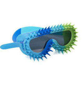 Bling20 Monsta Mash M - Dive Mask Mohawk Marine Green Swirl
