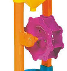 Castle Toys SAND WHEEL with purple wheel