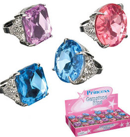 Toysmith princess gemstone ring