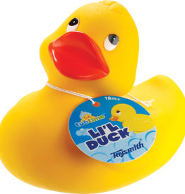 Toysmith small yellow rubber duckie
