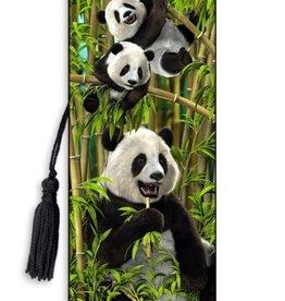 ArtGame3D Card Panda Bookmark