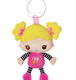 Adora Dolls Clip On Friend Bubble Gum