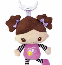 Adora Dolls Clip On Friend Grape Splash