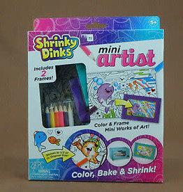 Alex Brands Shrinky Dinks Mini Artist Activity Set