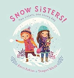 Alfred A. Knopf snow sisters! two sisters , one snowy day