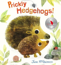 Candlewick Press Prickly Hedgehogs book