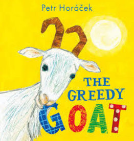 Candlewick Press The Greedy Goat by Petr Horacek