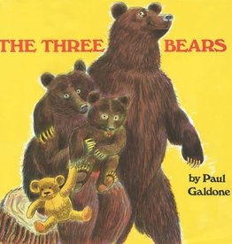 Clarion Books The Three Bears by Paul Galdone