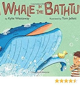 Clarion Books A Whale in the Bathtub