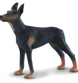 Collecta Dog: Doberman Pinscher