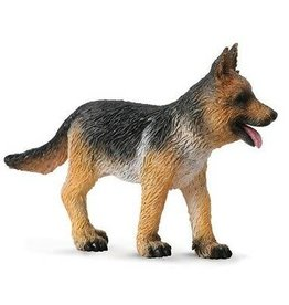 Collecta Dog: German Shepherd Puppy