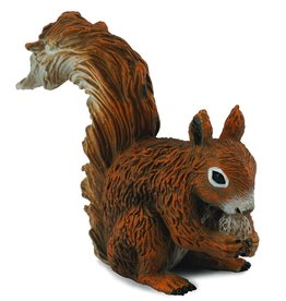 Collecta Red Squirrel (Eating)