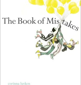 Dial Books The Book of Mistakes by Corinna Luyken