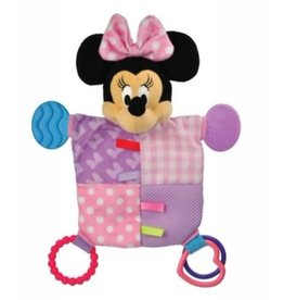 Disney MINNIE MOUSE Flat Blanky Teether