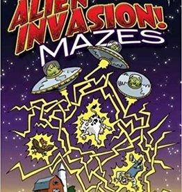 Dover Publications Alien Invasion Mazes