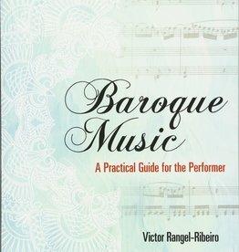 Dover Publications Baroque Music by Victor Rangel-Ribeiro