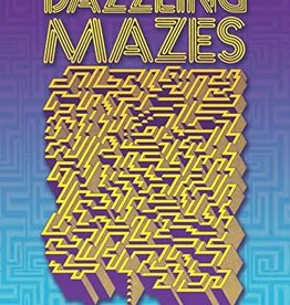 Dover Publications Dazzling  Mazes