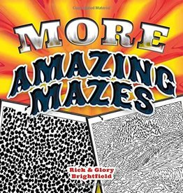 Dover Publications More Amazing Mazes