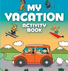 Dover Publications My Vacation Activity Book