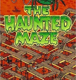 Dover Publications The Haunted Maze