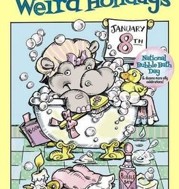 Dover Publications Weird Holidays