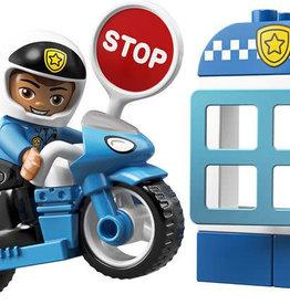 Duplo Police Bike