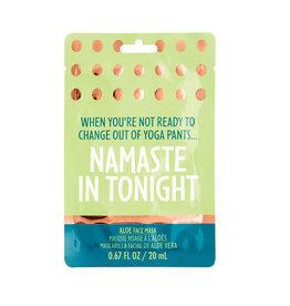 Fashion Angels Face Mask - Namaste In Tonight